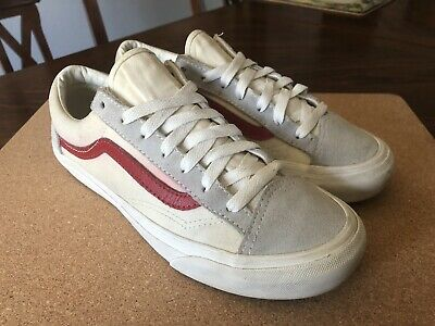 Style Vn0a3dz3oxs Red Marshmallow Vans Skool 36 Old Racing oCBWrQexd