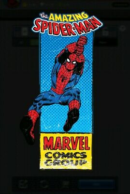 Corner Boxes Spider-Man Series 2 Wave 2 Topps Marvel Collect Rare