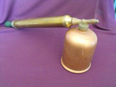 Vintage Rega Brass Garden Sprayer
