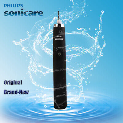 Electric Toothbrush Handle HX9350 Black Philips Sonicare DiamondClean FlexCare @