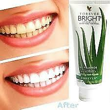 Forever Bright Aloe Vera Tooth Gel – Contains Bee Propolis
