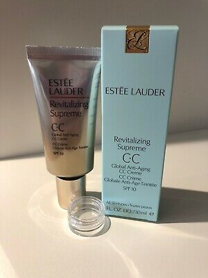 Estee Lauder Revitalizing Supreme Global Anti Aging CC Cream Sample Pot 2ml Only