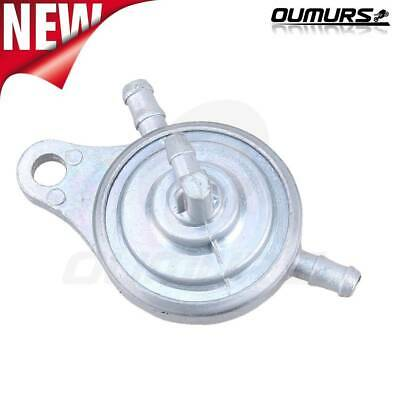 3-PORT VACUUM FUEL Pump Valve Switch Petcock For GY6 50/125/150cc