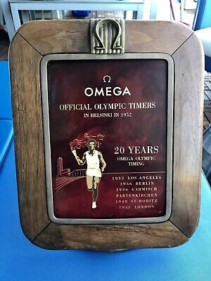 Omega Expositor/ Picture For The Olympic Timing