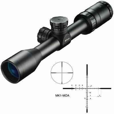 Nikon P-TACTICAL Rimfire 2-7x32mm Rifle Scope Non Illuminated MK 1 MOA Reticle