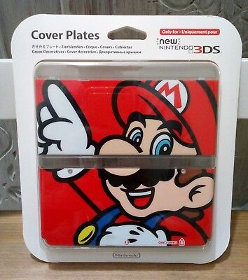 New Nintendo 3DS Cover Plate Super Mario Bros Zierblende Face Plate
