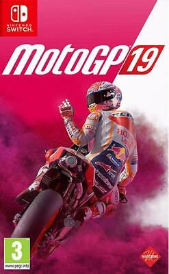 MotoGP 19 for the Nintendo Switch