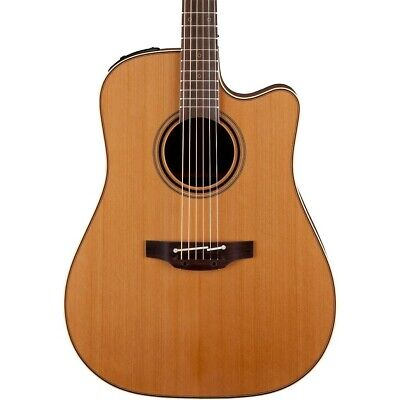 Takamine Pro Series 3 Dreadnought Acoustic-Electric Guitar 190839563934 Open Box