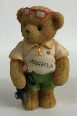 Cherished Teddies Australian Exclusives Bundle 5 for $25 all with box and papers