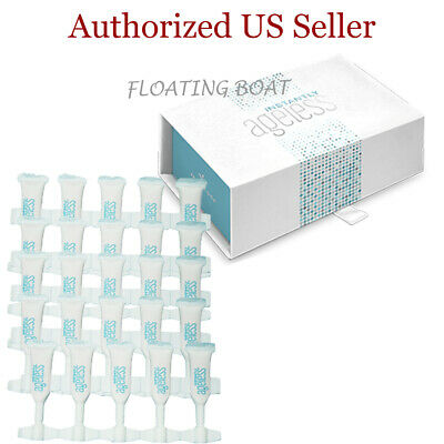 Authentic Jeunesse Instantly Ageless Facelift, Box of 25 Vials Exp 5/2021