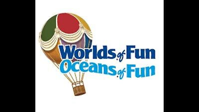 Worlds Of Fun/Oceans Of Fun Ticket
