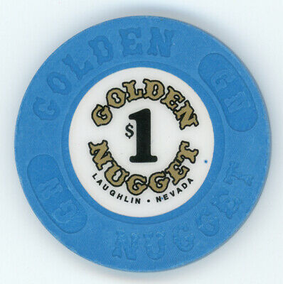 $1 Golden Nugget Casino Chip (LAUGHLIN)
