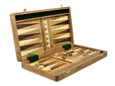 ACRYLIC BACKGAMMON PIECES/CHIPS/CHECKERS Brand New With 4 Dices