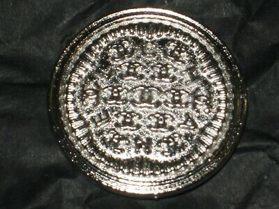 Chanel Cc Logo  1 Authentic Silver 22 Mm Buttons This Is For One