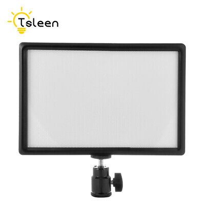 Max 980lm Dimmable LED Video/Photo Light Panel Color Temperature 3200K-6200K 15