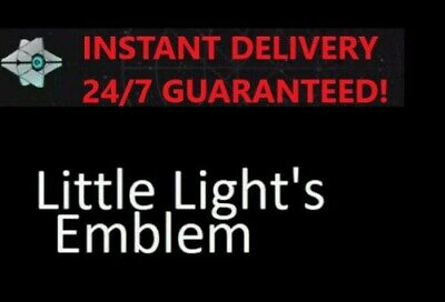 DESTINY 2 - Little Light's Emblem Code - INSTANT Delivery (PC/PS4