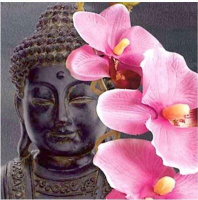5D DIY Diamond Embroidery Painting  Full Square Drill Buddha