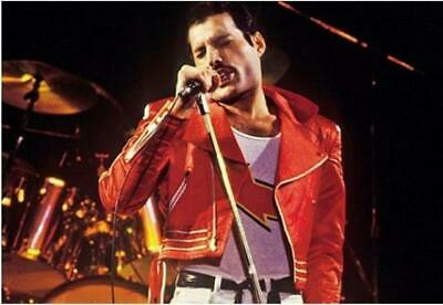 """5D DIY Diamond Embroidery Painting  Full Square/Round Drill """"Freddie Mercury ..."""