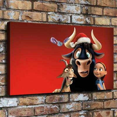 """Movies Ferdinand HD Canvas prints Painting Home Decor Picture Wall art 16""""x30"""""""