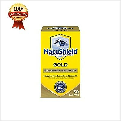 Macu Shield Gold Food Supplement Pack of 90 Best Quality Item Free Delivery...