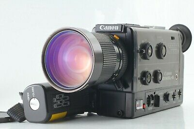 【Exc++++】 Canon 1014 XL-S Super 8 8mm Film Movie Camera From Japan 291