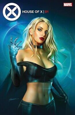 🔥 House Of X #1 Shannon Maer Trade Dress Emma Frost Variant Pre-Sale!