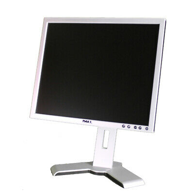 Dell 19 Zoll 1907FPc Monitor Silber 1280 x 1024 4:3 TFT-LCD 8ms B Ware
