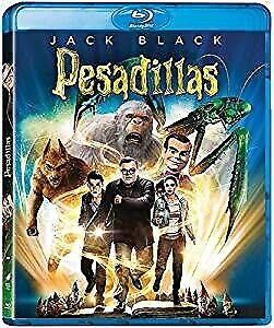 Pesadillas BluRay (SP)