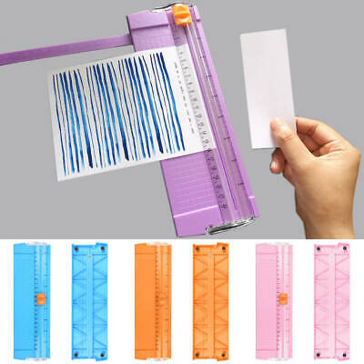 A5 Paper Card Trimmer Guillotine Photo Ruled Cutter Home A4 Office Arts