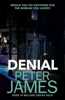Denial by Peter James (Paperback / softback)