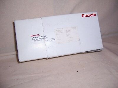 Rexroth 0821406366 Msc-Da-020-0030-Bv-Sh Cylinder New