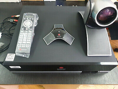 Polycom HDX 9000 Conferencing System + Accessories