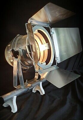 Vintage Theatre Stage Light Converted par64 Short Nose from London Theatre