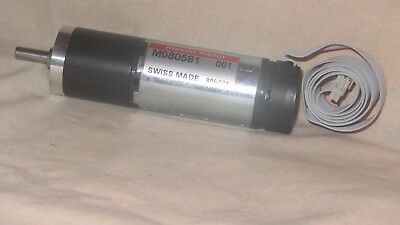 MAXON M080581 001 motor with encoder