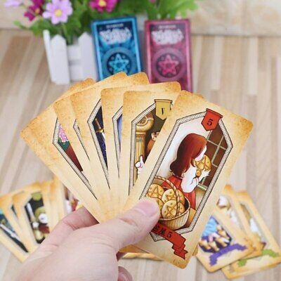 New 78 Rider Tarot Cards Deck With Colorful Box Divination Astrology Board Game