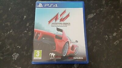 Assetto Corsa for Sony PS4