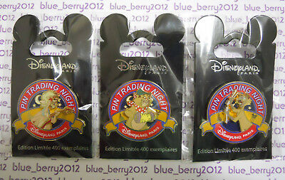 DLP Pin Trading Night Hit Cat Peppo Shun Gon ARISTOCATS Disney land Paris PTN LE