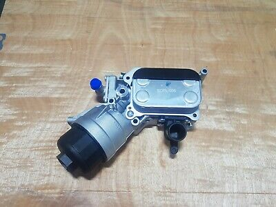FOR VAUXHALL OPEL ASTRA H J CORSA D MERVIA 1.3 CDTi OIL COOLER WITH FILTER