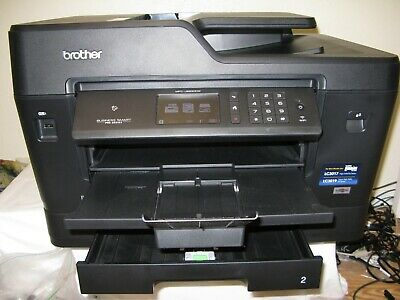 Brother Business Smart Pro MFC-J6930DW Color All-in-One Only 2271 pgs printed