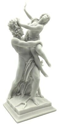 Pluto and Persephone Sculpture by Bernini, Galleria Borghese, Rome, 14H