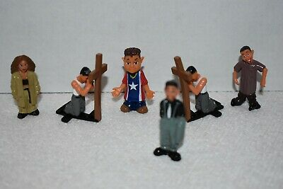 Homies Figures Random Lot Of 5 Mixed Toys Collectibles
