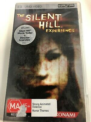 The Silent Hill Experience PSP UMD Movie Video