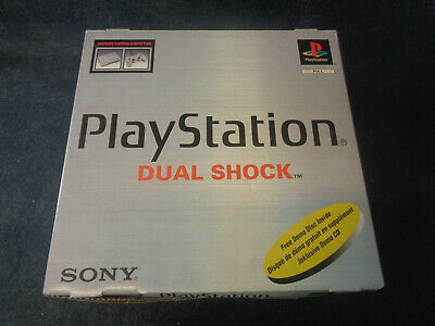 Console Sony Playstation Ps1 1 Psx 1 Scph 7502 C + Cavi Senza Controller--I1- Fl
