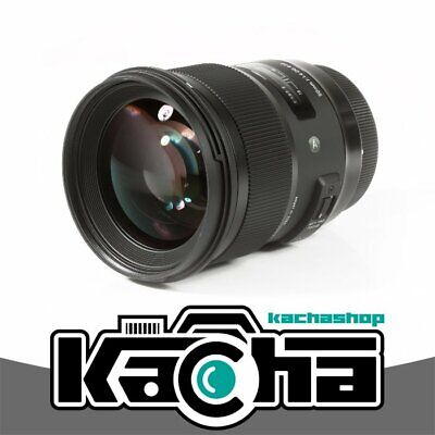 NUOVO Sigma Art Series 50mm f/1.4 DG HSM Lens for CanonEF