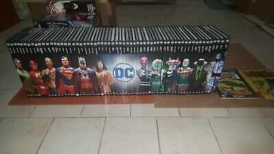Dc Comics Le Grandi Storie Dei Supereroi 1/60+One Million 1/2 Completa Edicola