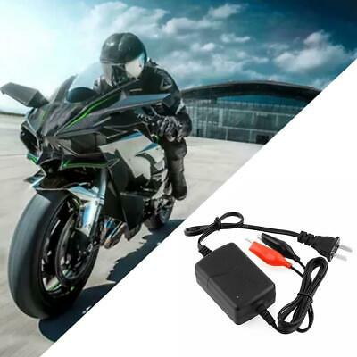Auto Car Truck Motorcycle 12V Smart Compact Battery Charger Tender Maintai Good