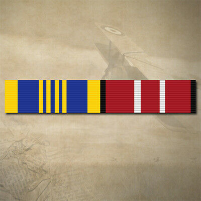 Australian Defence Long Service And Adm Medal Ribbon Bar Sticker / Decal   Water