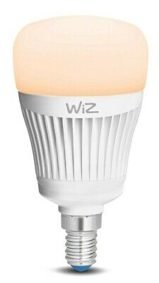 WiZ DIMMABLE WI-FI SMART LAMP WZ0134081 E14 Screw 470lm 7.5W Colour Adjustable