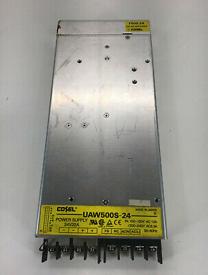 Cosel UAW500S-24-F Power Supply