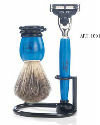 Shaving set retro with stand 1091